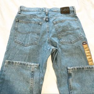 Vintage | Lee 90's High Waisted Mom Jeans